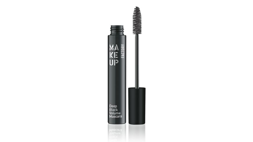 MAKE UP FACTORY Deep Black Volume Mascara