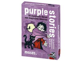 moses purple stories