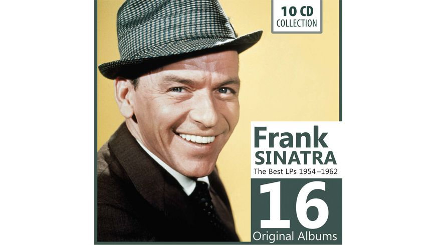 16 Original Albums The Best LPs 1954 1962