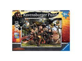 Ravensburger Puzzle Treue Freunde 300 XXL Teile