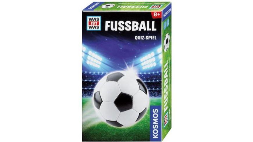 KOSMOS Was ist Was Fussball Quiz