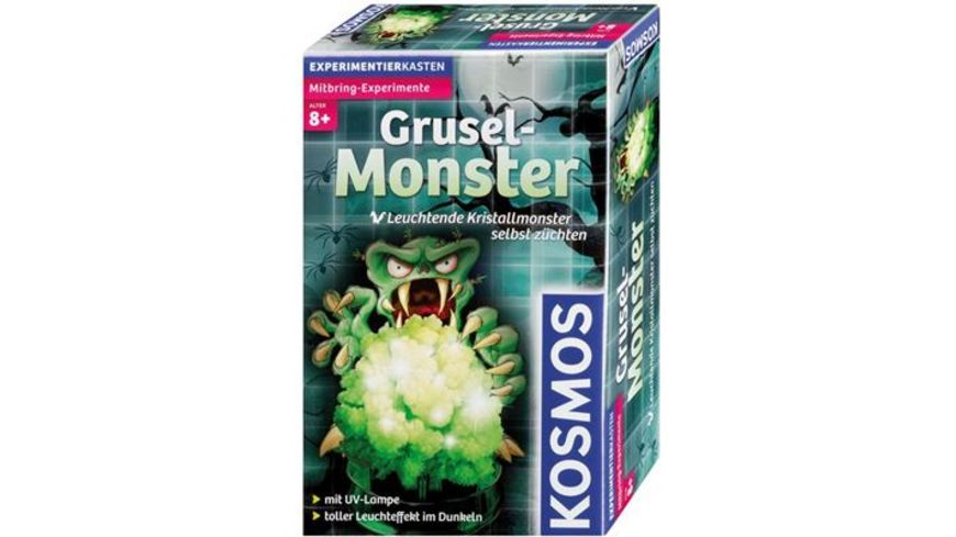 KOSMOS Mitbringexperimente Grusel Monster