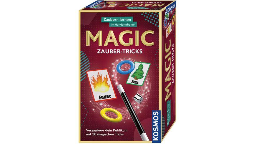 KOSMOS - Zauber-Tricks - Zaubern lernen im Handumdrehen