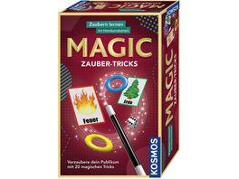 KOSMOS Zauber Tricks Zaubern lernen im Handumdrehen