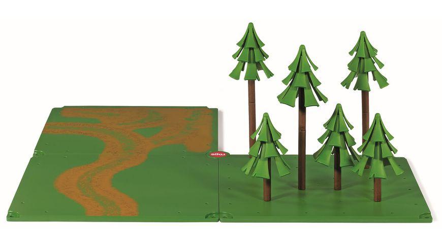 SIKU 5699 World Zubehoer Feldwege und Wald