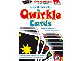 Schmidt Spiele Qwirkle Cards