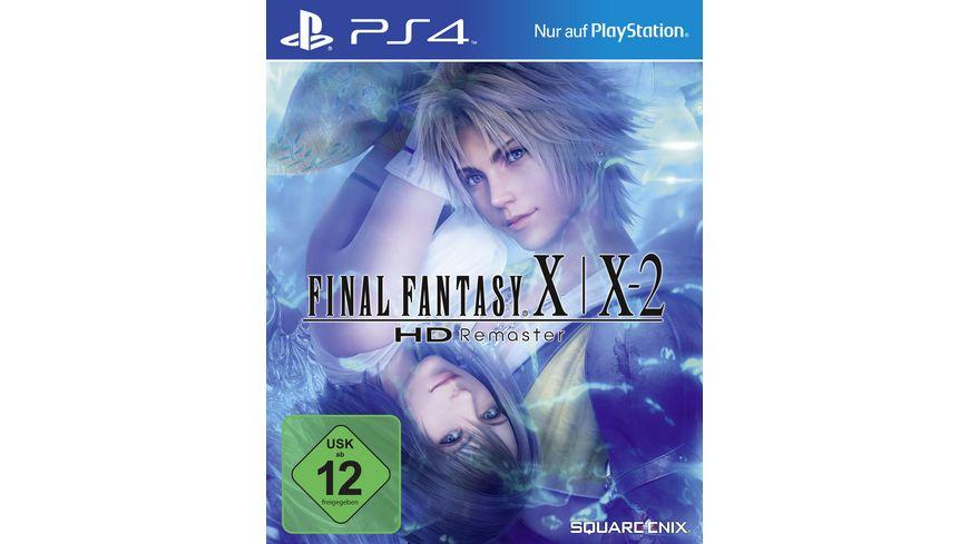 Final Fantasy X X 2 HD Remaster Lim Ed