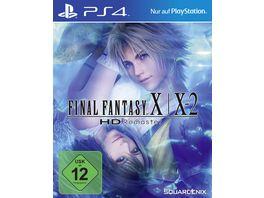 Final Fantasy X X 2 HD Remaster