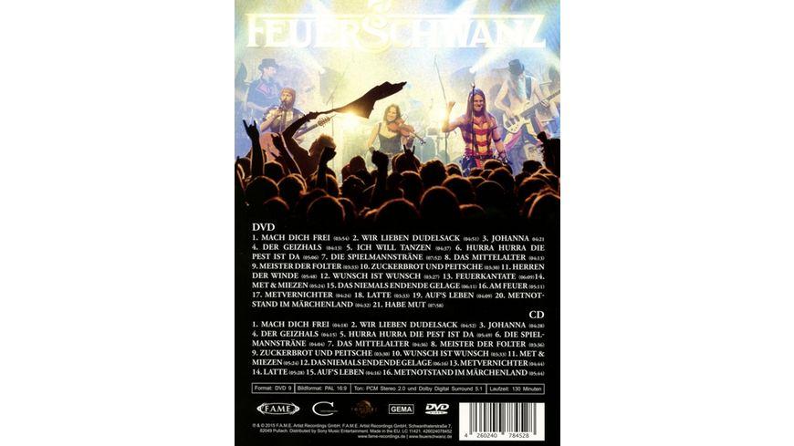 10 Jahre Feuerschwanz Live Extended Edition