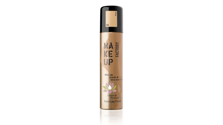 Make up Factory Satin Leg Finish