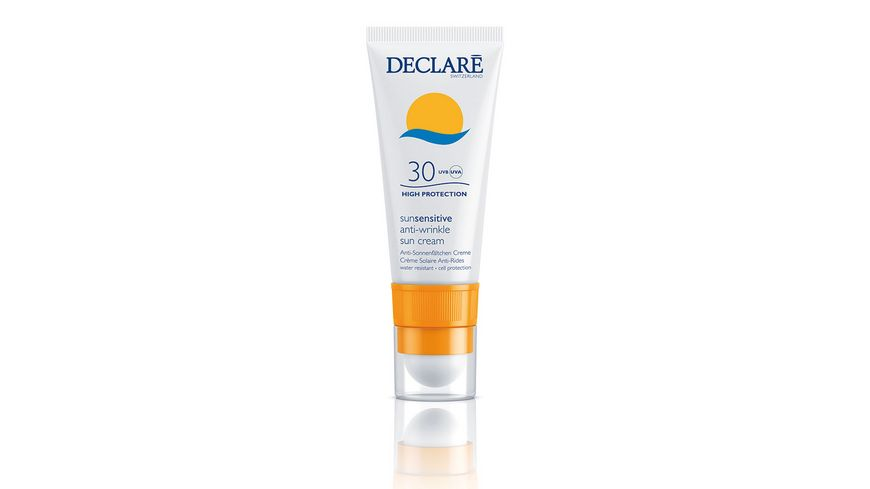 DECLARE SUN SENSITIVE Anti Wrinkle Sun Cream LSF 30