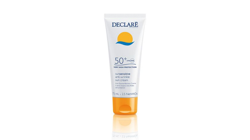 DECLARE SUN SENSITIVE Anti Wrinkle Sun Cream LSF 50