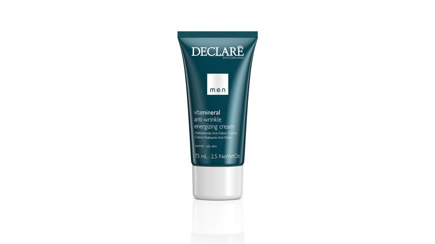 DECLARE MEN Vitamineral Anti Wrinkle Energizing Cream
