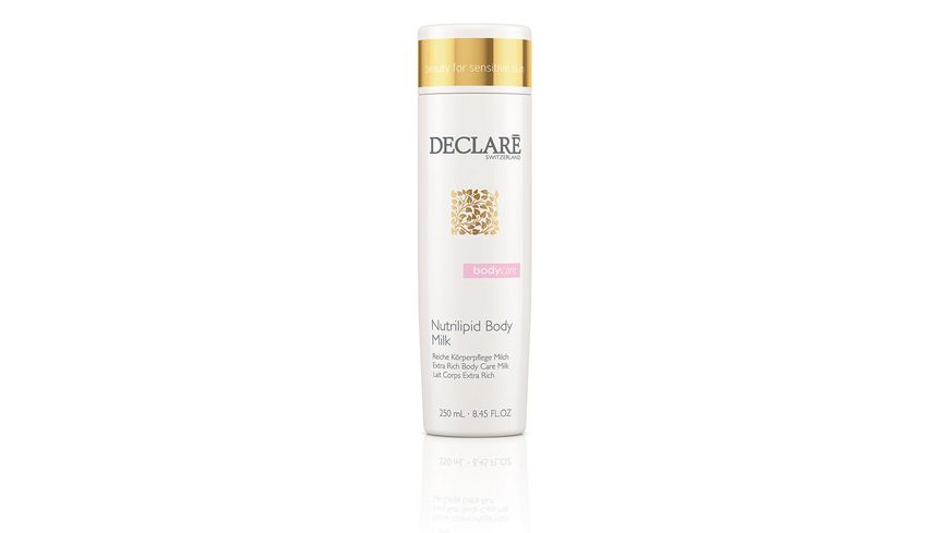 DECLARE BODY CARE Nutrilipid Body Milk