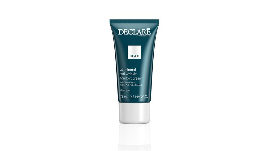 DECLARE MEN Anti Wrinkle Comfort Cream