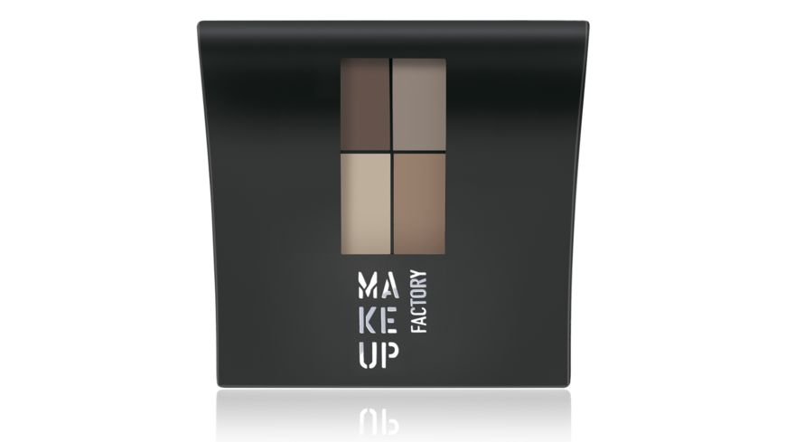MAKE UP FACTORY Mat Eye Colors