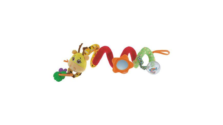 Chicco Kinderwagenkette Mrs Giraffe
