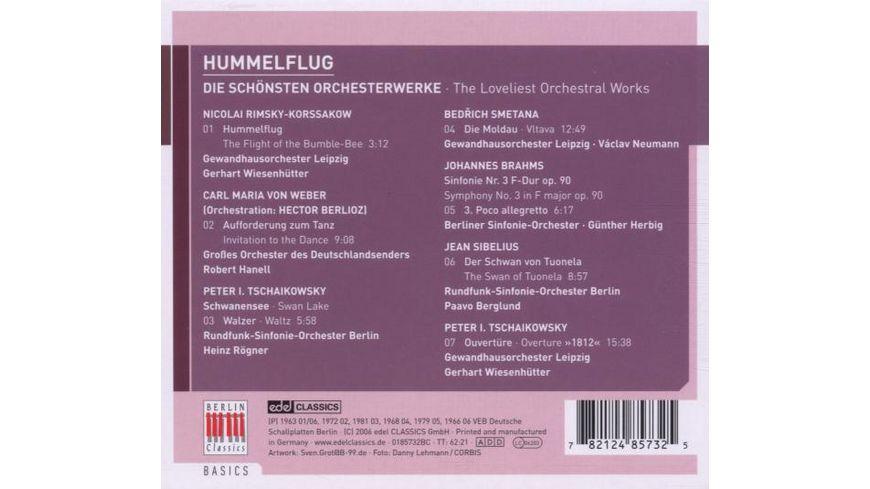 Hummelflug Die Schoensten Orchesterwerke