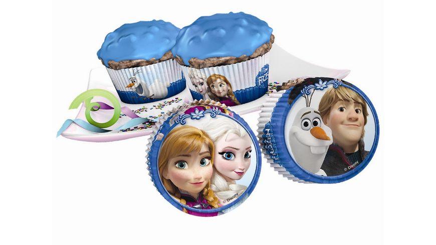 Dekoback Muffinfoermchen Frozen