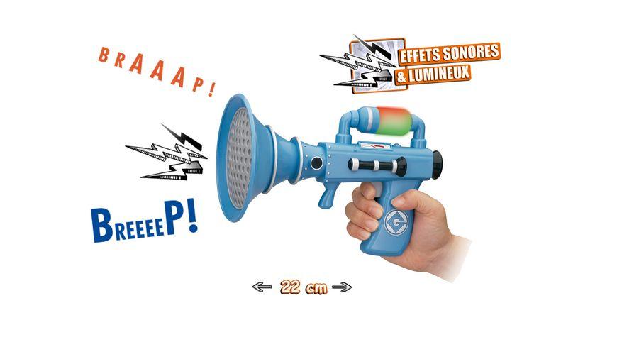 MTW Toys Original Minions Furzkanone elektronisches Spielzeug