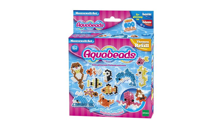 Aquabeads Meereswelt Set