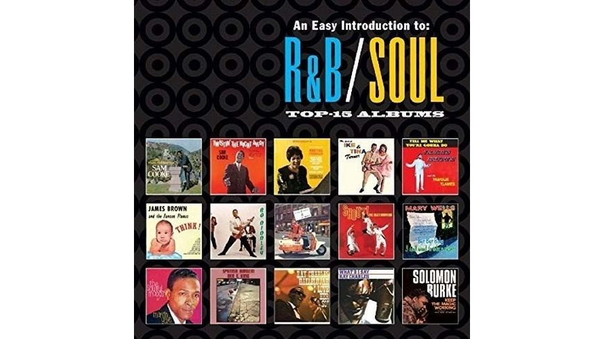 An Easy Introduction To R B Soul Top 15 Albums