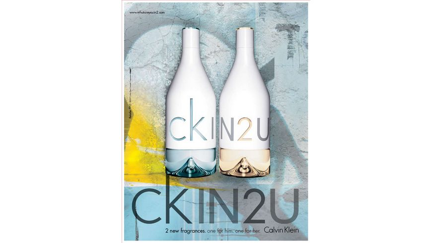 Calvin Klein ckIN2U for her Eau de Toilette