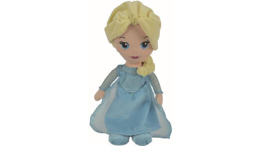 Simba Frozen Die Eiskoenigin Elsa niedlich 25 cm