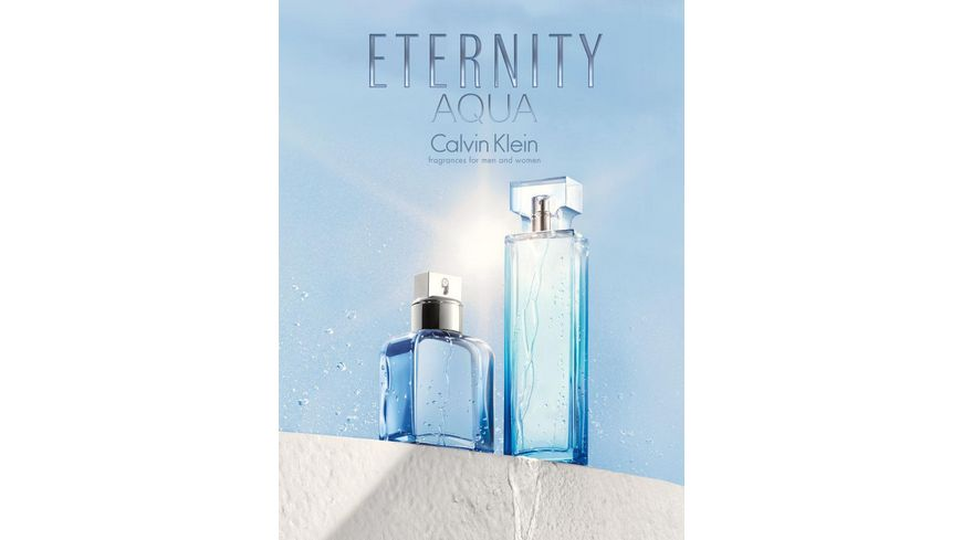 Calvin Klein Eternity Aqua for Men Eau de Toilette