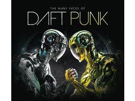 Many Faces Of Daft Punk
