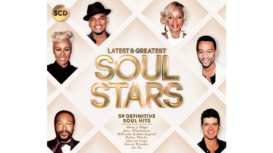 Soul Stars Latest Greatest