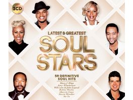Soul Stars Latest Greatest