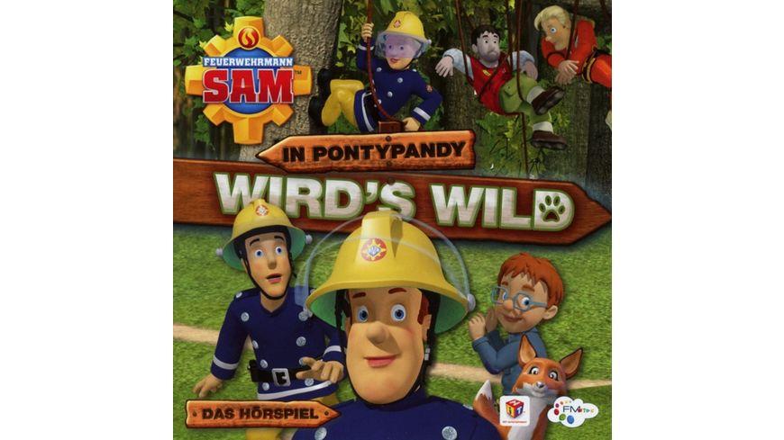 In Pontypandy Wird s Wild Das Hoerspiel