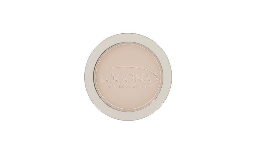 LOGONA Facepowder