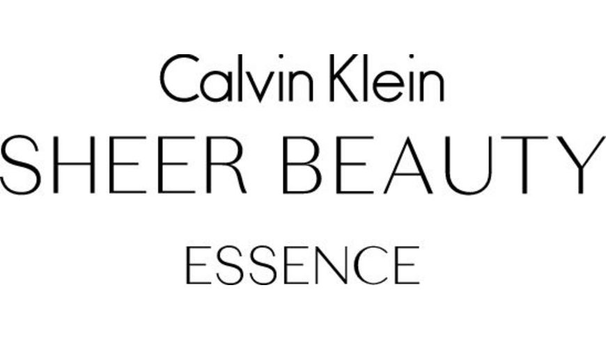 Calvin Klein Sheer Beauty Essence Eau de Toilette