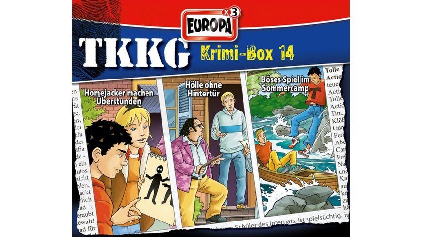 TKKG Krimi Box 14
