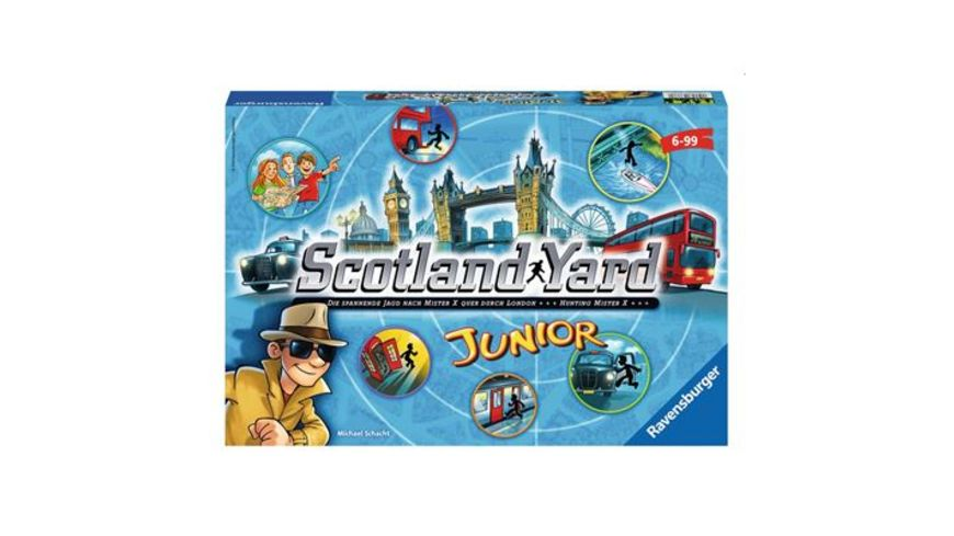 Ravensburger Spiel Scotland yard Junior