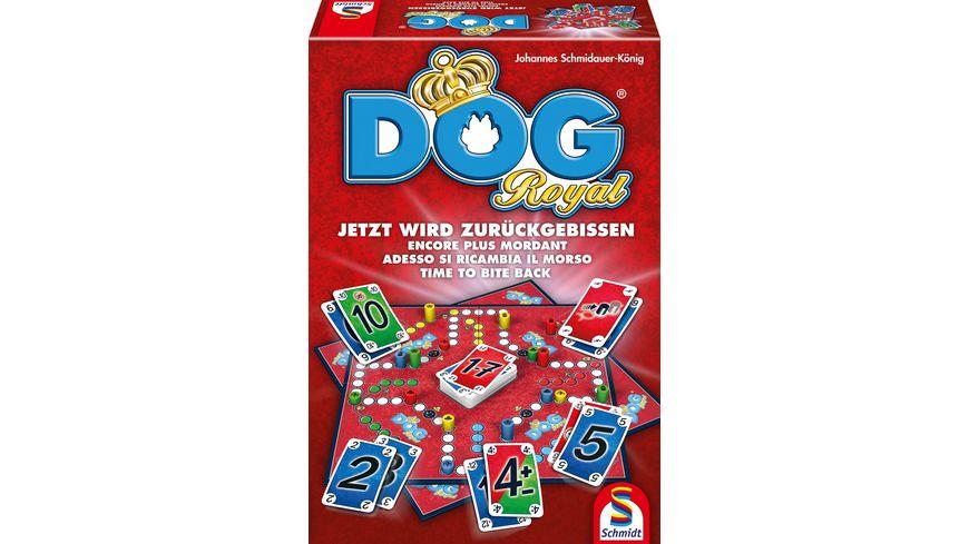 Schmidt Spiele - DOG Royal