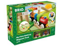 BRIO Bahn Meine erste BRIO Bahn Spiel Set