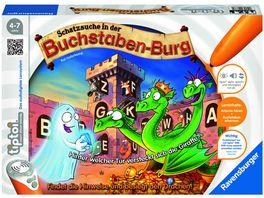 Ravensburger tiptoi Schatzsuche in der Buchstabenburg