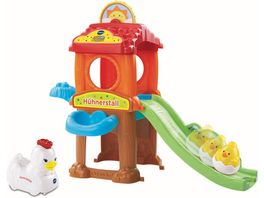 VTech Tip Tap Baby Tiere Spielset Huehnerstall