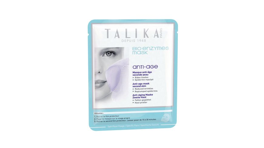 TALIKA Bio Enzymes Mask Anti Age