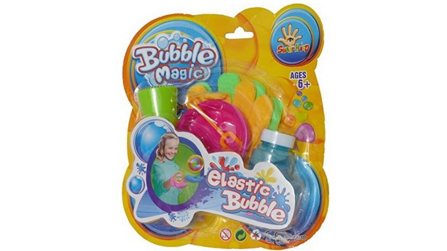 Roesner Bubble Magic elastic Bubbles