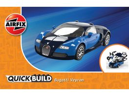 Airfix 1606008 Bugatti Veyron Quickbuild