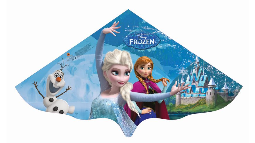 Guenther Flugmodelle Frozen Elsa Kinderdrachen