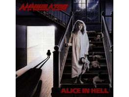 Alice In Hell Pre Issue