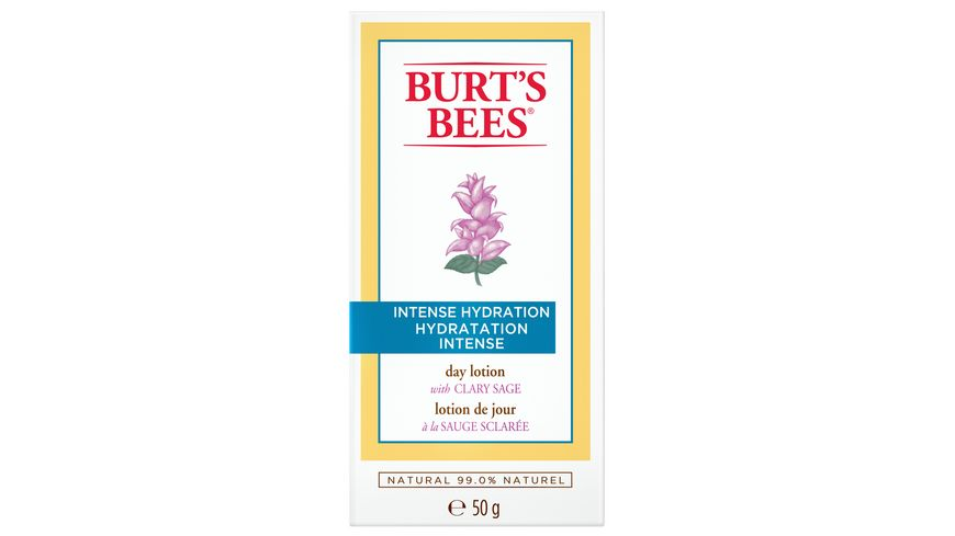 BURT S BEES Intense Hydration Day Lotion