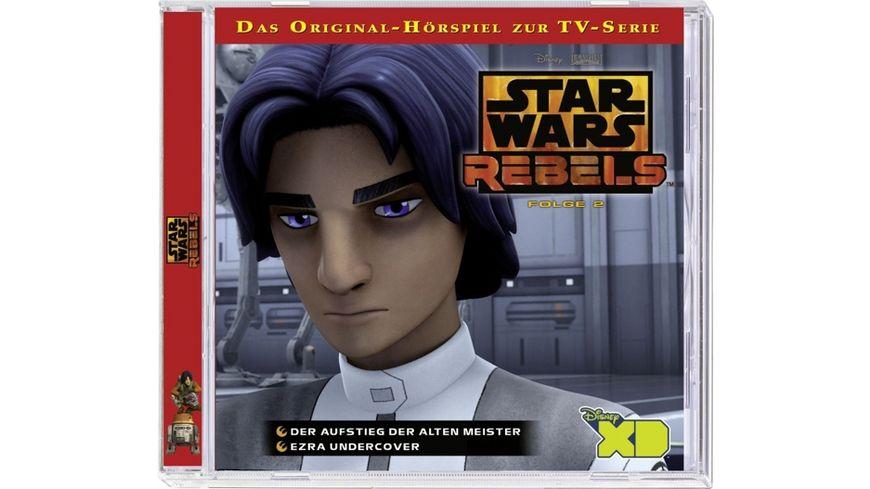 Star Wars Rebels Folge 2