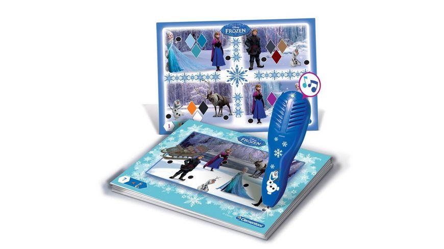 Clementoni E Lektor Quiz Basic Frozen Die Eiskoenigin