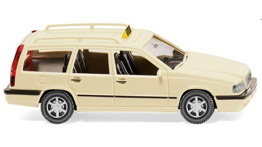 WIKING 080012 Taxi Volvo 850 Kombi